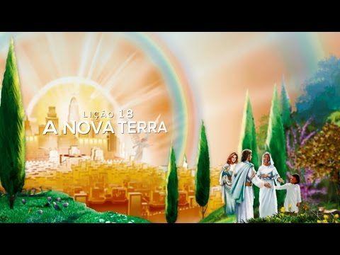 Bíblia Fácil Apocalipse 18 - A Nova Terra - YouTube