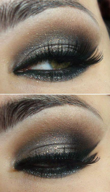 Smokey Eye Makeup Pinterest Maquillaje, Ojos y Belleza