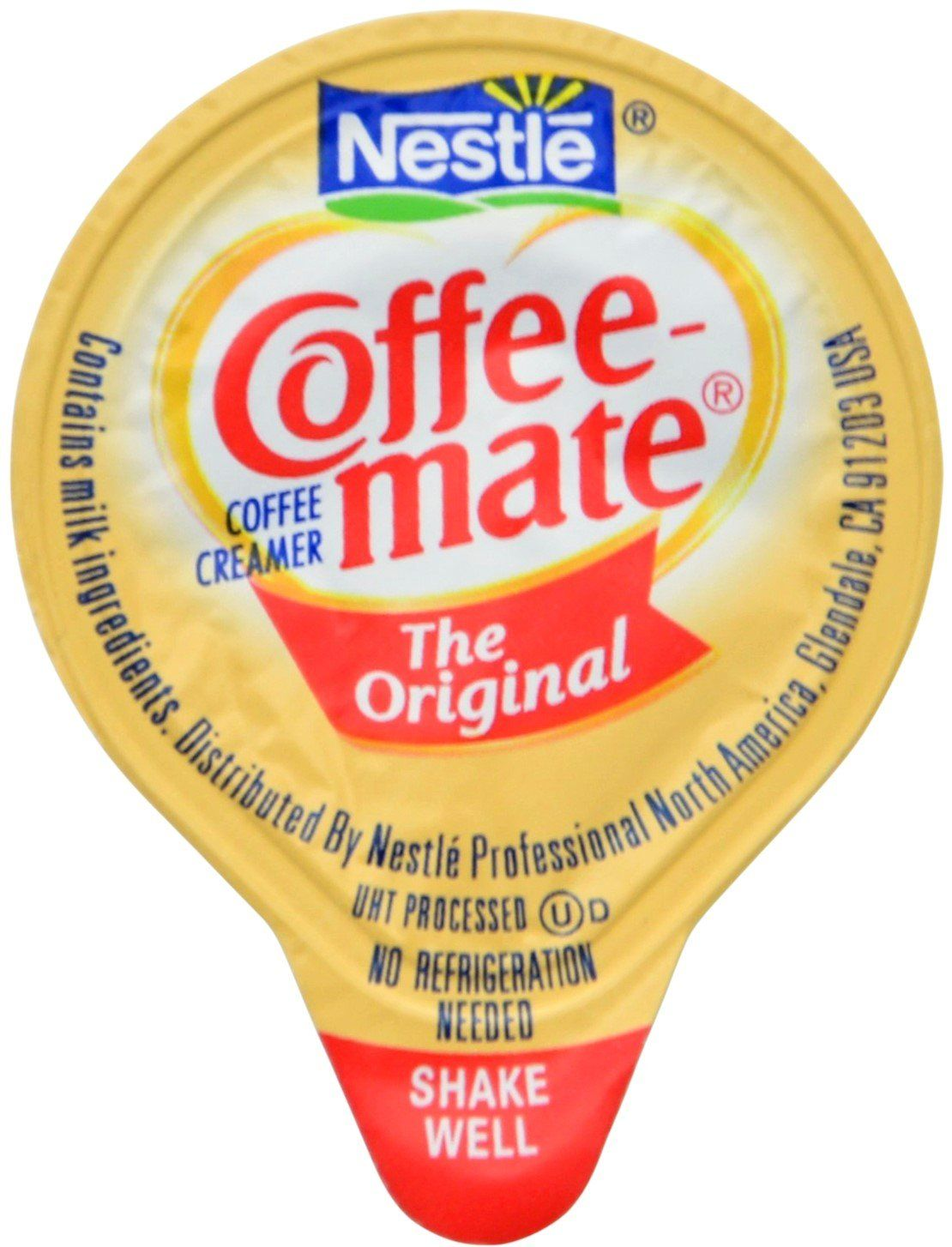 Coffee Mate Liquid .375oz Variety Pack 4 Flavor 100 Count