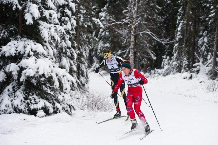 Photos Service Snowball Sprints cross country ski race