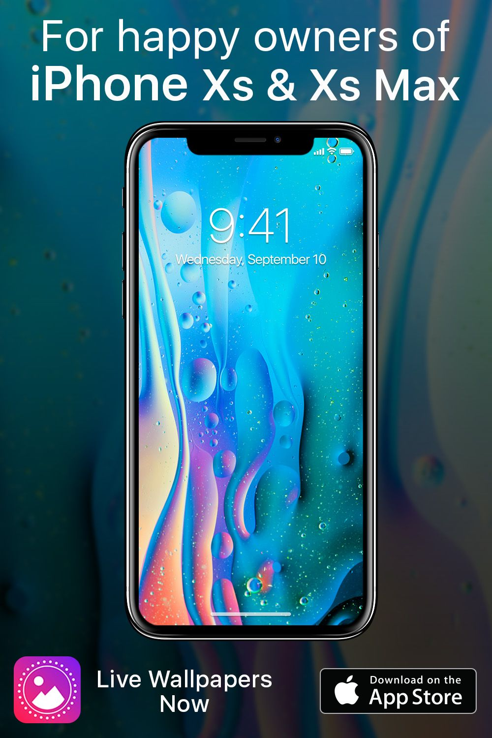 High Quality Live Wallpapers For Iphone Xs And Iphone Xs Max Live