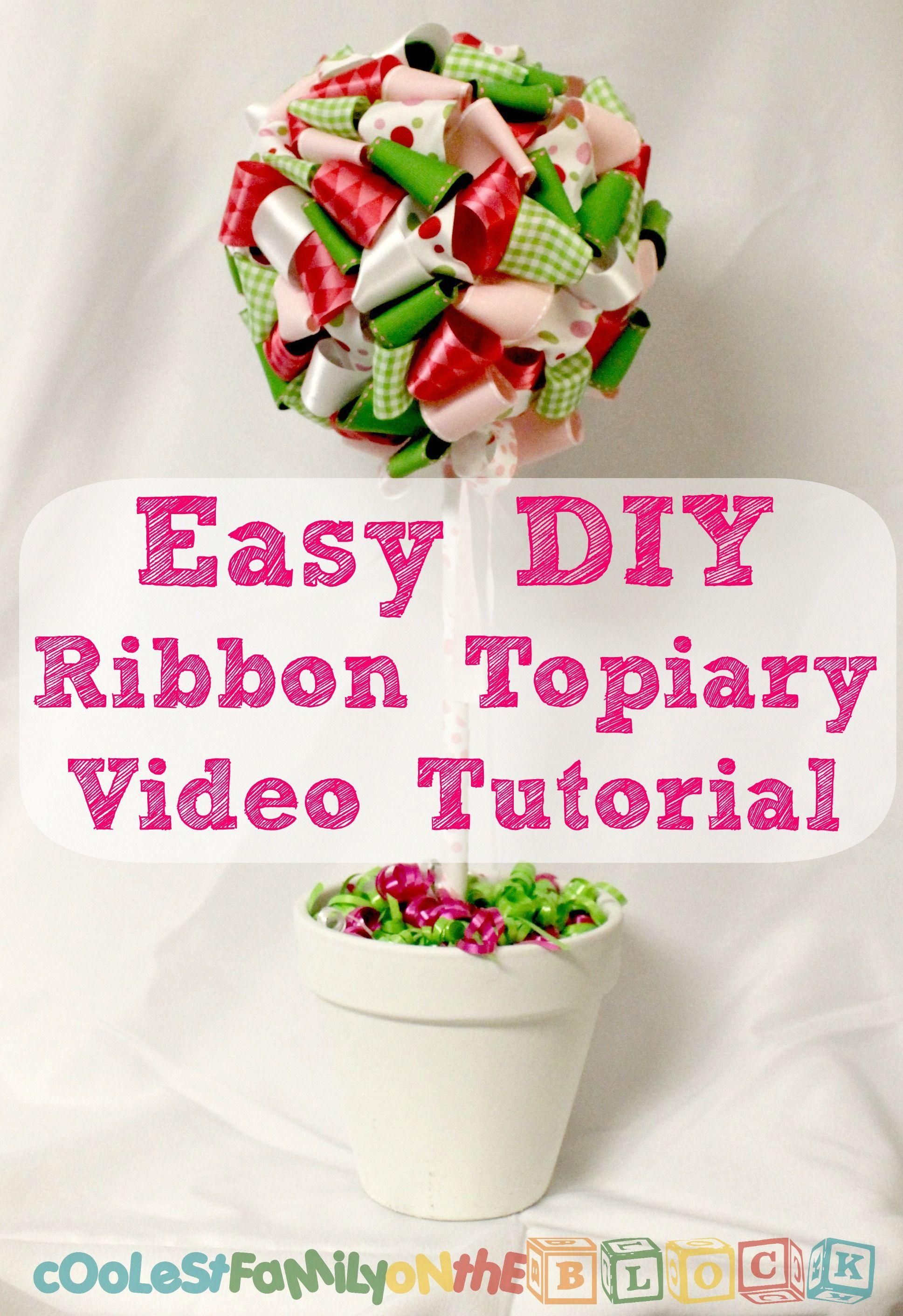Incredible Easy Diy No Sew Ribbon Ball Video Tutorial This Ribbon Download Free Architecture Designs Scobabritishbridgeorg