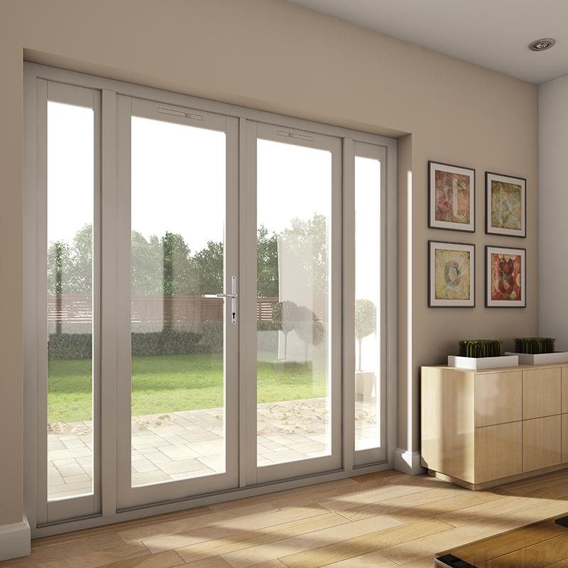 Farndale French Doorset With Double Side Light Jeld Wen In 2020 French Doors Exterior Doors Interior Patio Doors