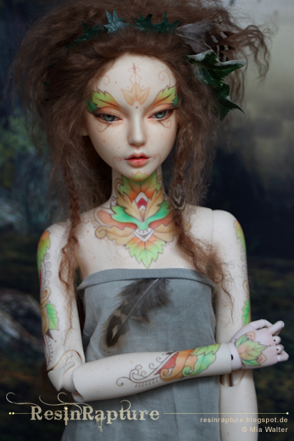 Photo of Leaf the dryad