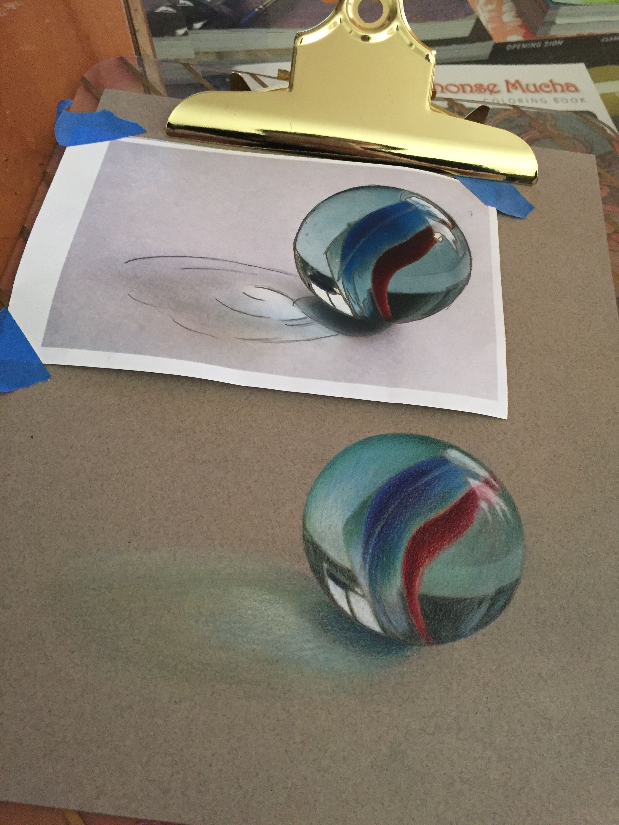 Pin By Michelle East Create Art With On Colored Pencil