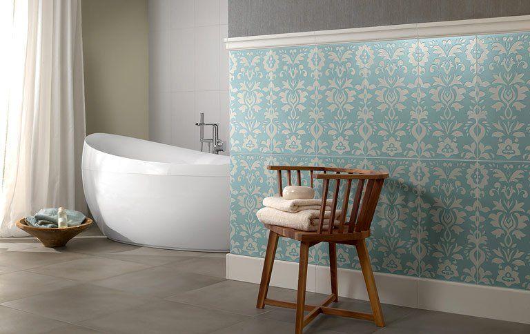 Badfliesen für jeden Geschmack Elegante Mosaikfliese Bath, Nest