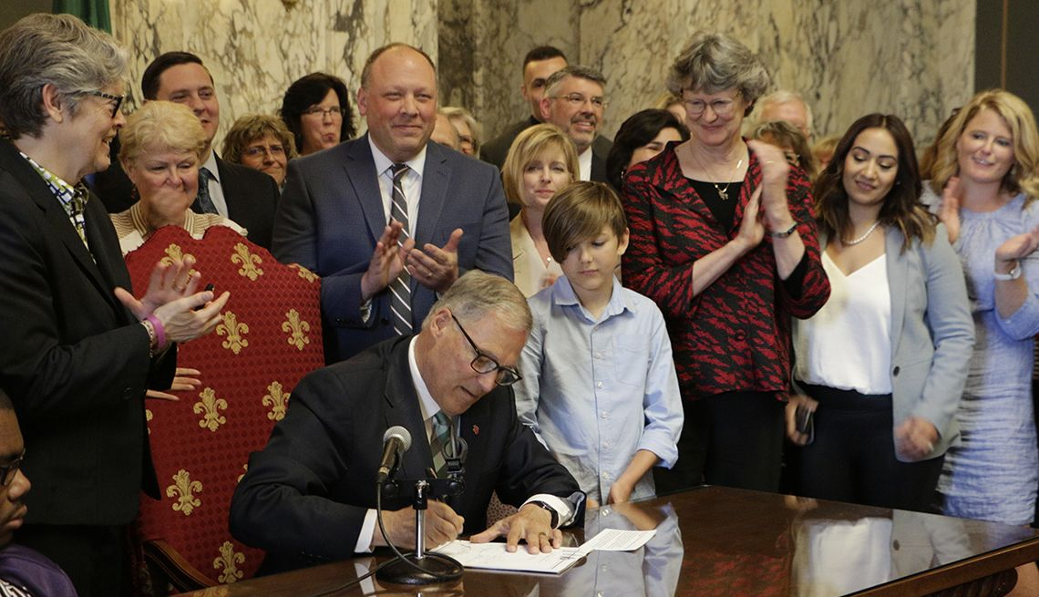 Washington Passes LongTerm Care Insurance Bill Long