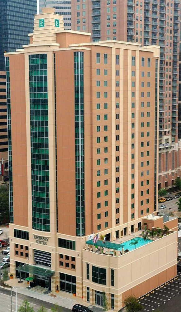 Emby Suites Houston Downtown Hotels Hotel Rooms With Reviews S And
