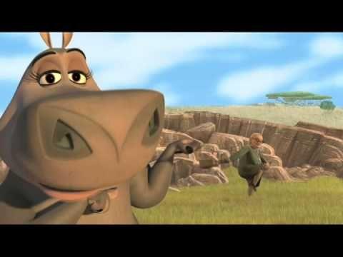 Brain break~Madagascar 2 - I like to move it