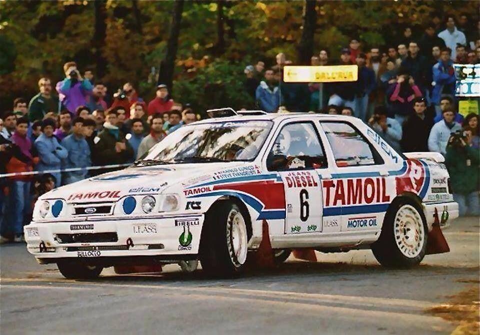 Ford Sierra Cosworth ラリーカー ラリー カー