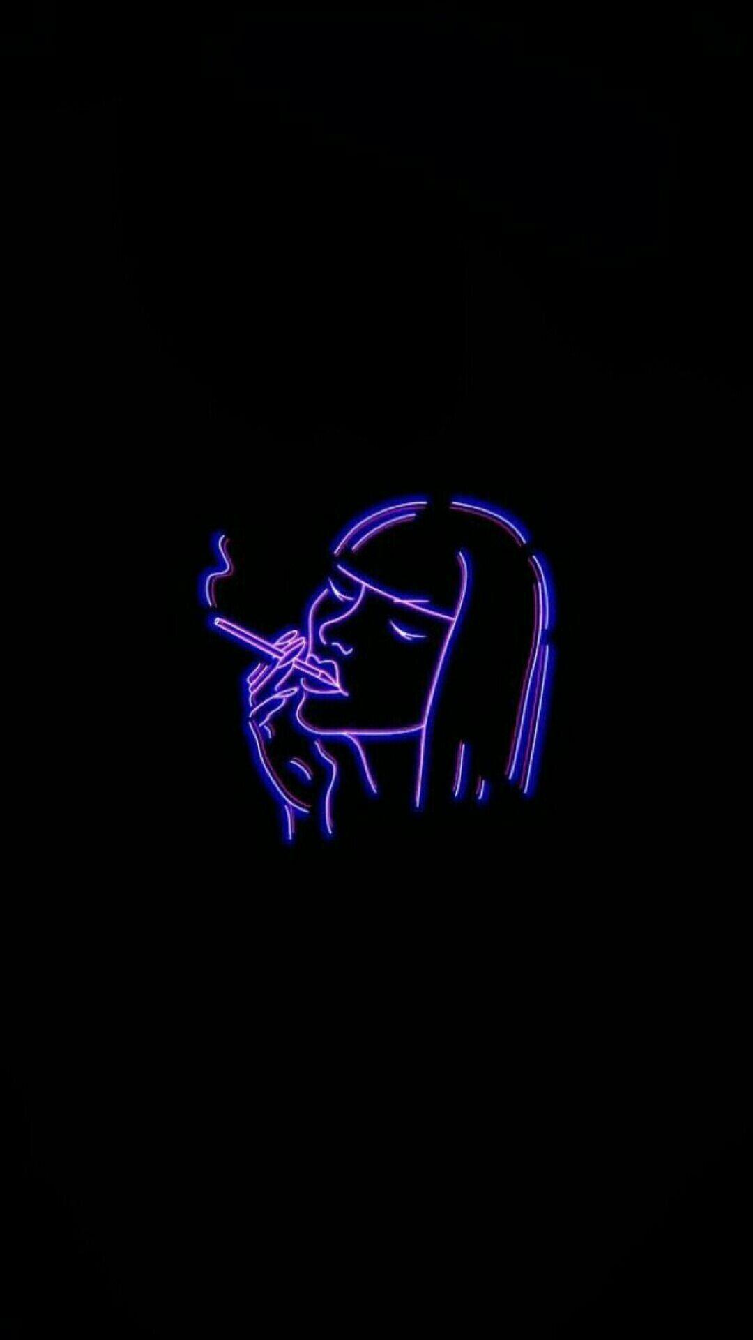 Icon-Walpaper - 《1》 |  Tanda iluminasi, Neon, pencahayaan Neon