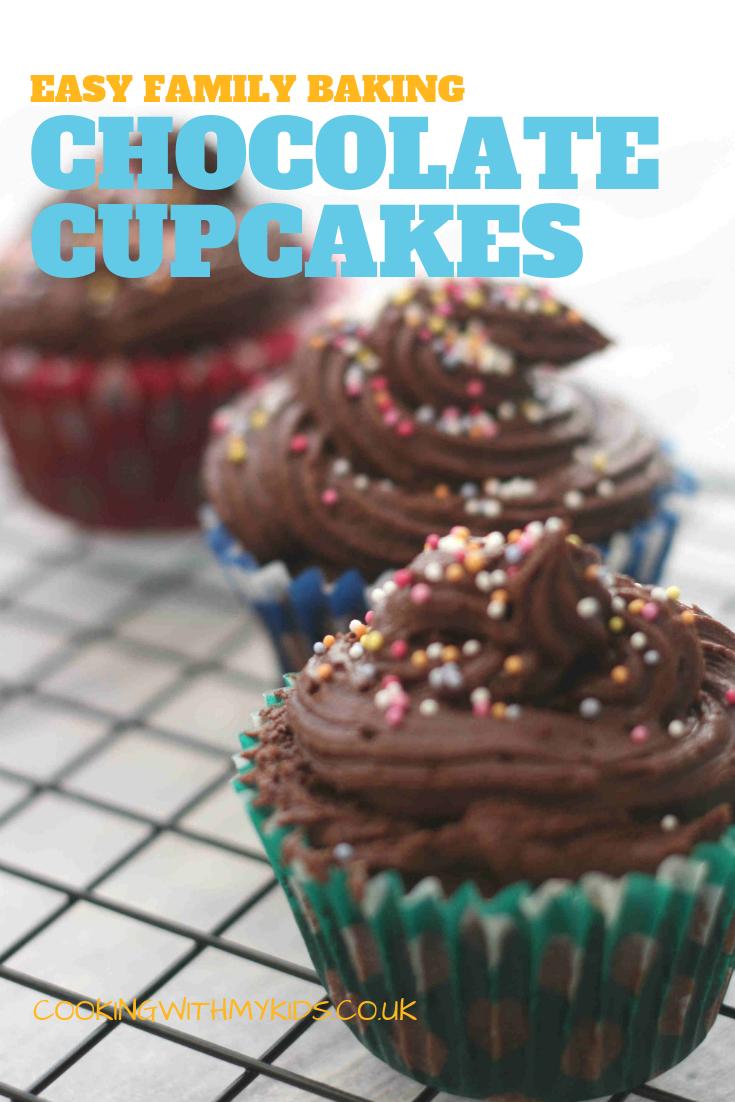 Easy Chocolate Cupcakes Recipe Easy Chocolate Cupcake Recipe