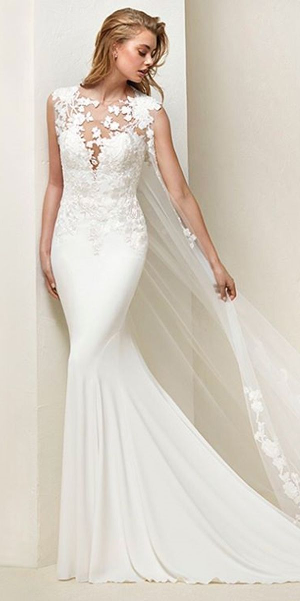 Top 33 Designer Wedding Dresses 2018 | Brautkleid