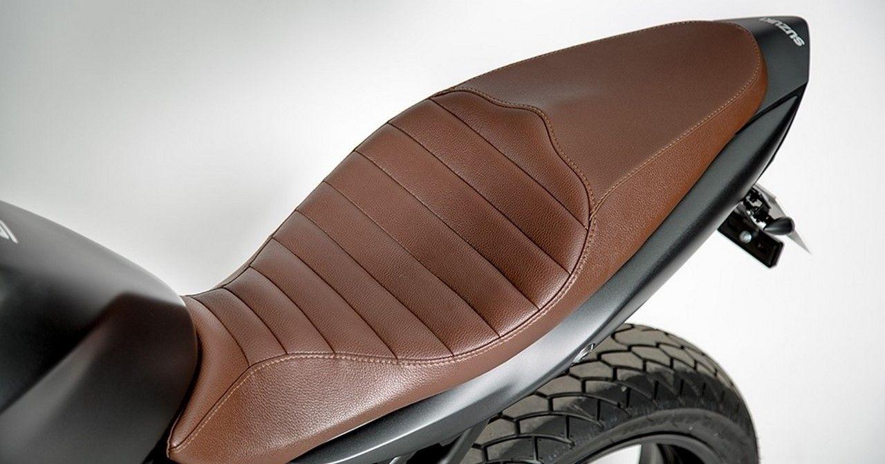 Suzuki SV650 Scrambler seat