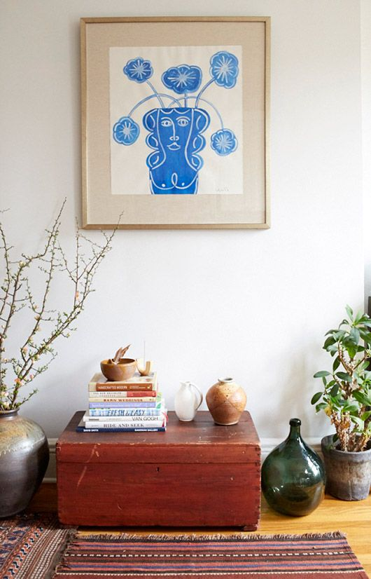 At Home With Lizzie Fortunato