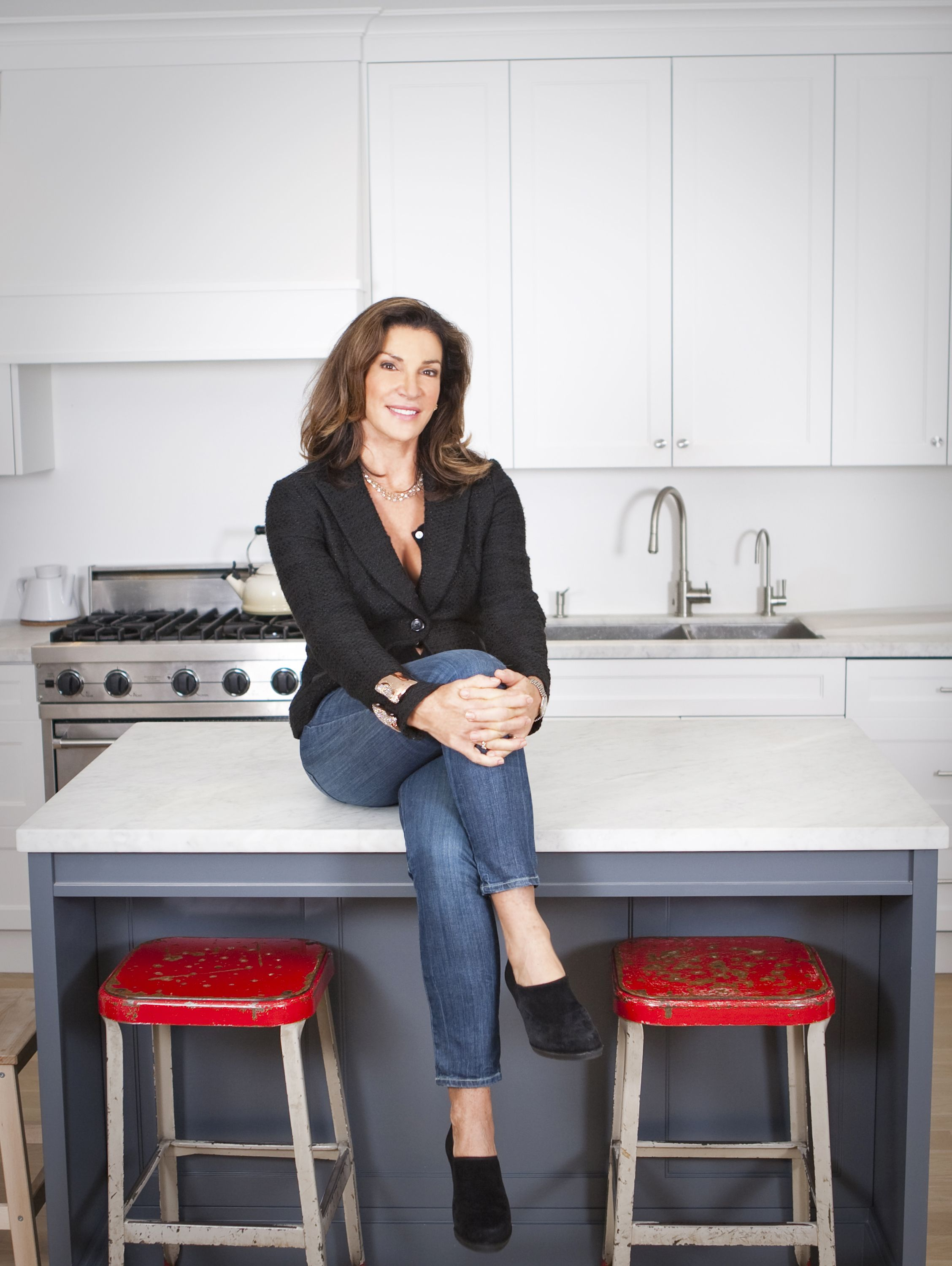 Hilary Farr   Hill You Are Awesome, You Work Very Hard And Get Some Of