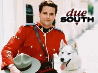 Due South...I love Diefenbaker.
