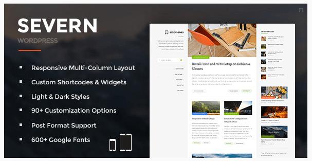 15 Best Three Column WordPress Themes // #WordPress | WordPress ...