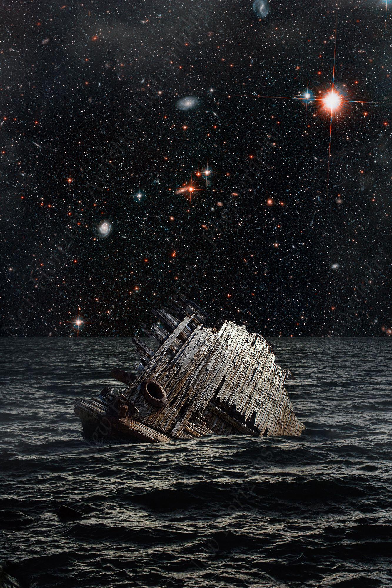 The Wreck at Blackwater Bay