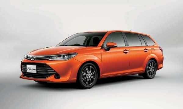 Toyota Corolla Fielder 2017 Price And Specifications Carros