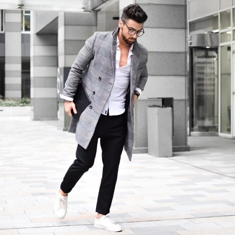2a5919f5c Nice 35 Work Outfits You Should Already Own This Winter for Men http://