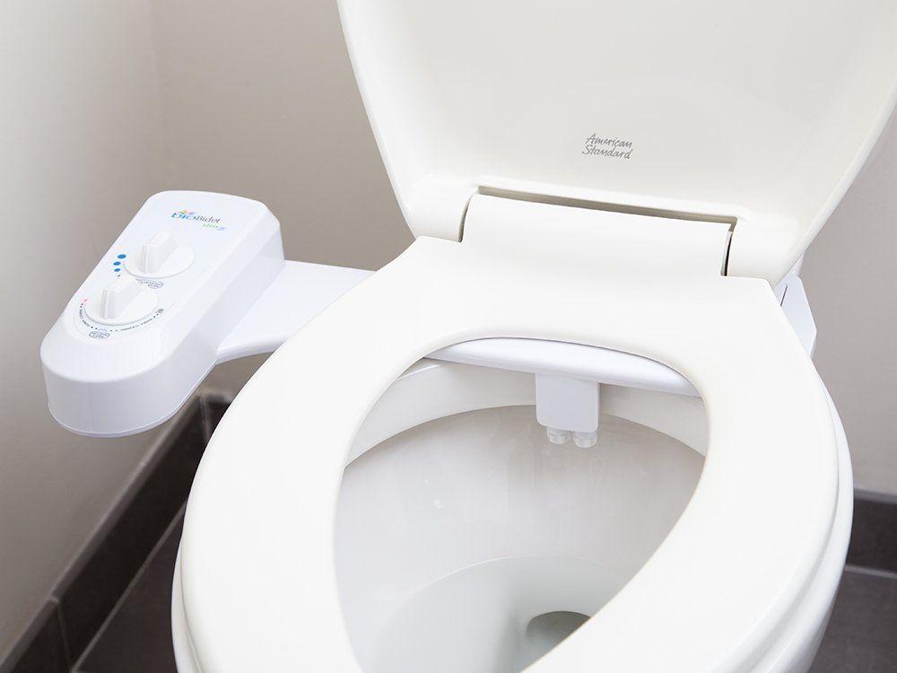 Biobidet Non Electric Bidet Toilet Attachment Bidet Toilet Seat