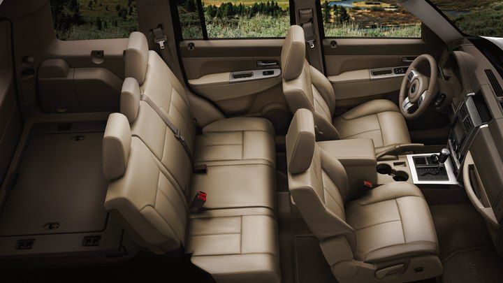 jeep cherokee seating capacity. Black Bedroom Furniture Sets. Home Design Ideas
