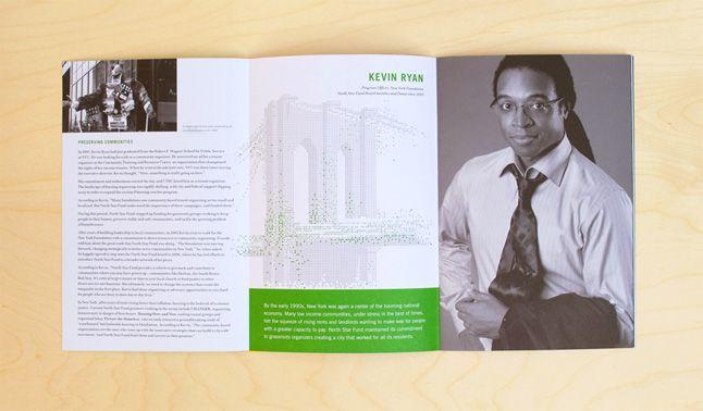 brochure, staff