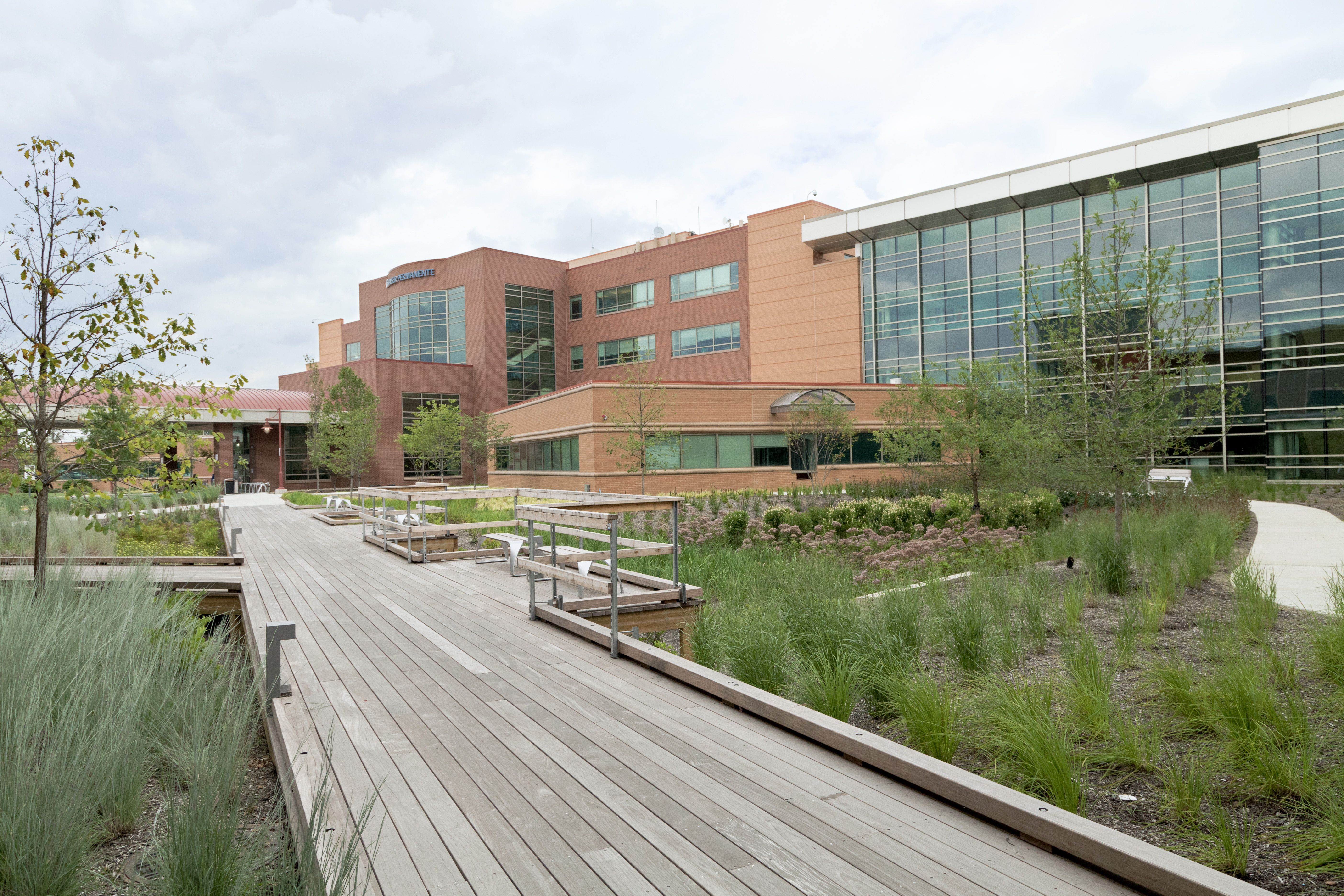 Check out the new, beautiful walking path at our Largo