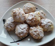 15 Min Plätzchen- Marzipanwölkchen
