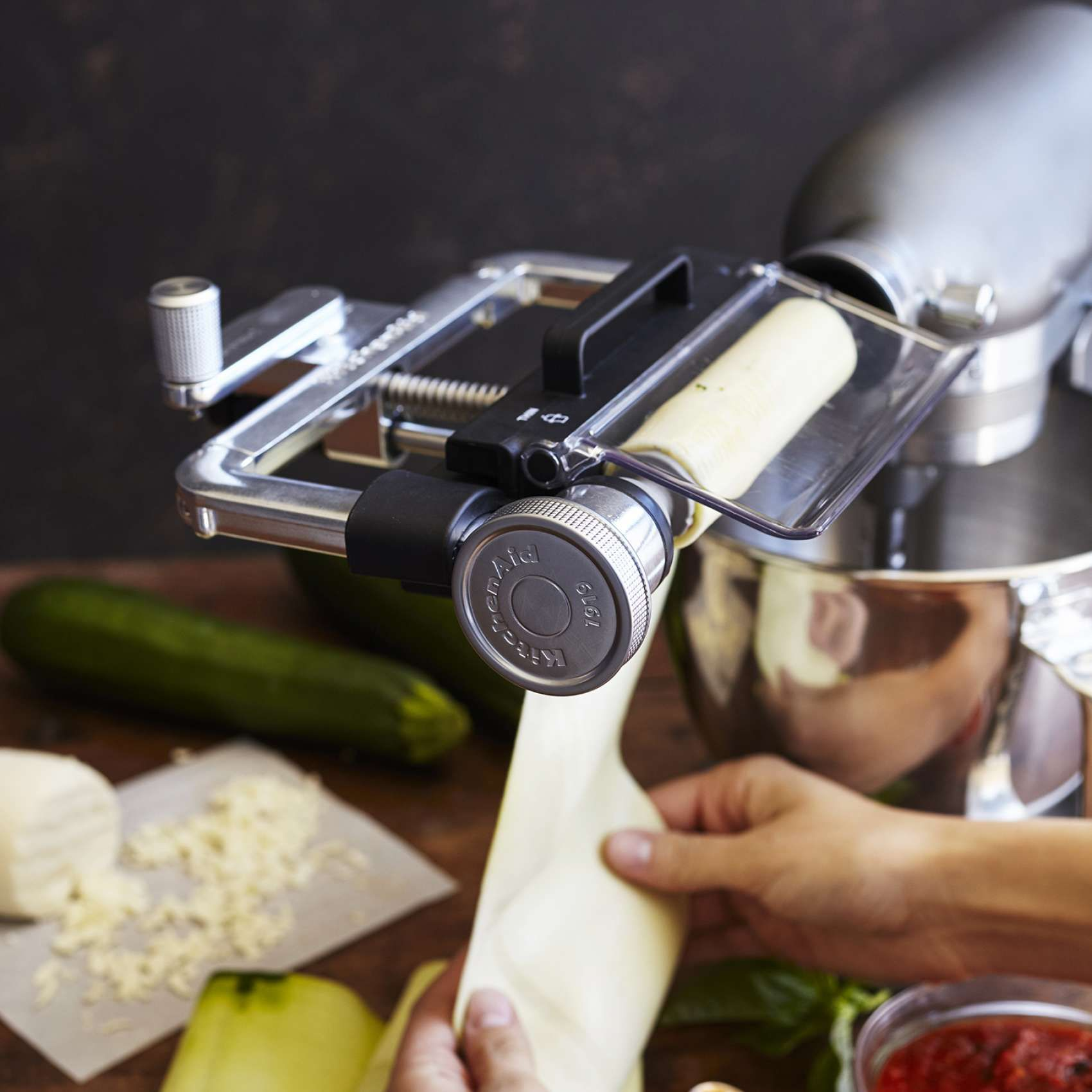 Kitchenaid Vegetable Sheet Cutter Attachment Products I Love