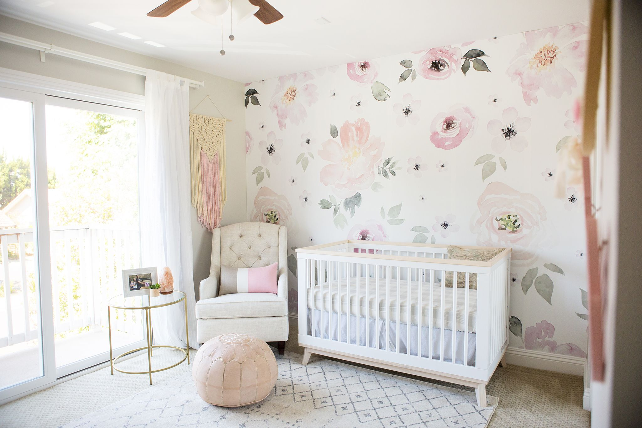 In The Nursery With Fantastically Fit Again Baby Nursery Decor