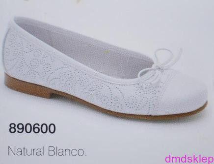 Obuwie Komunijne Dziewczece Pablosky 890600 Brak Wyprzedane Shoes Fashion Flats