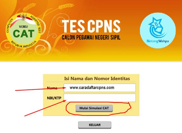 Gratis Download Aplikasi Latihan Soal Tes Cpns Sistem Cat Scan Membaca Pemerintah Aplikasi