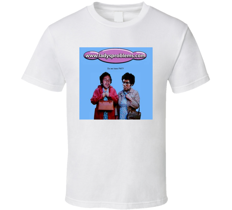 0aa1b4a1f IT Crowd Fan Lady Problems Funny Aunt Irma Visits T-Shirt | I am a ...