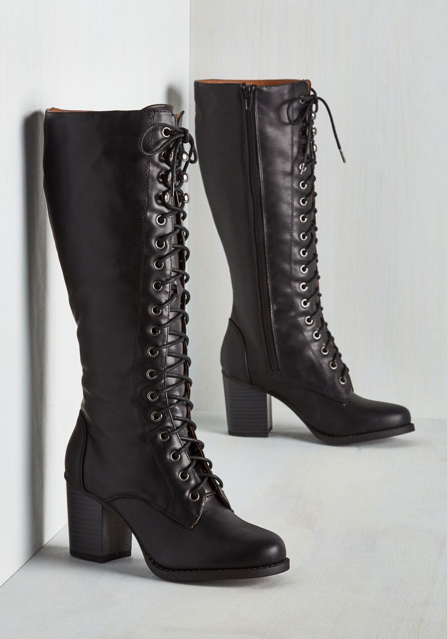 9c896241f27 Kicks and Mingle Boot - Black