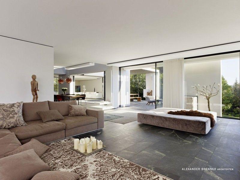 SU House by Alexander Brenner Architekten Innenarchitektur und - einrichtung im industriellen wohnstil ideen loftartiges ambiente