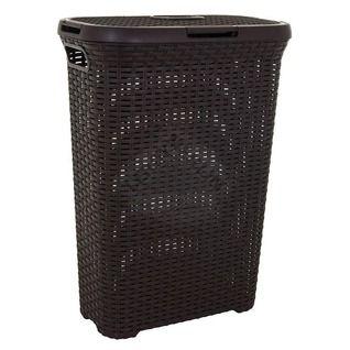 Kosz Na Bielizne Rattan Style Curver Rattan Style Trash Can