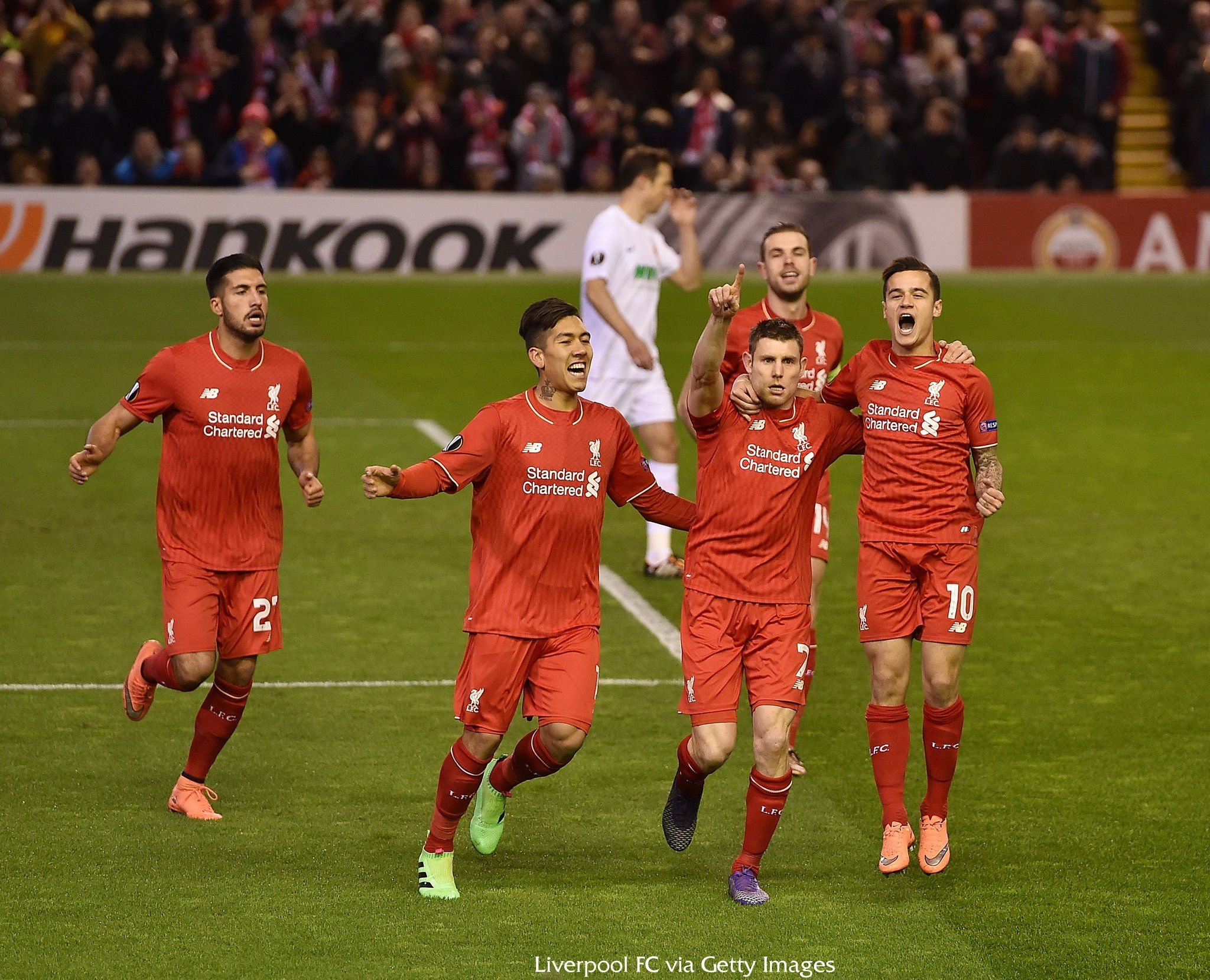 Pin on Liverpool Football Club & Anfield Stadium