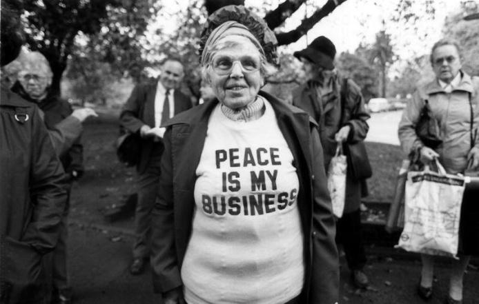 Peace is our business too!