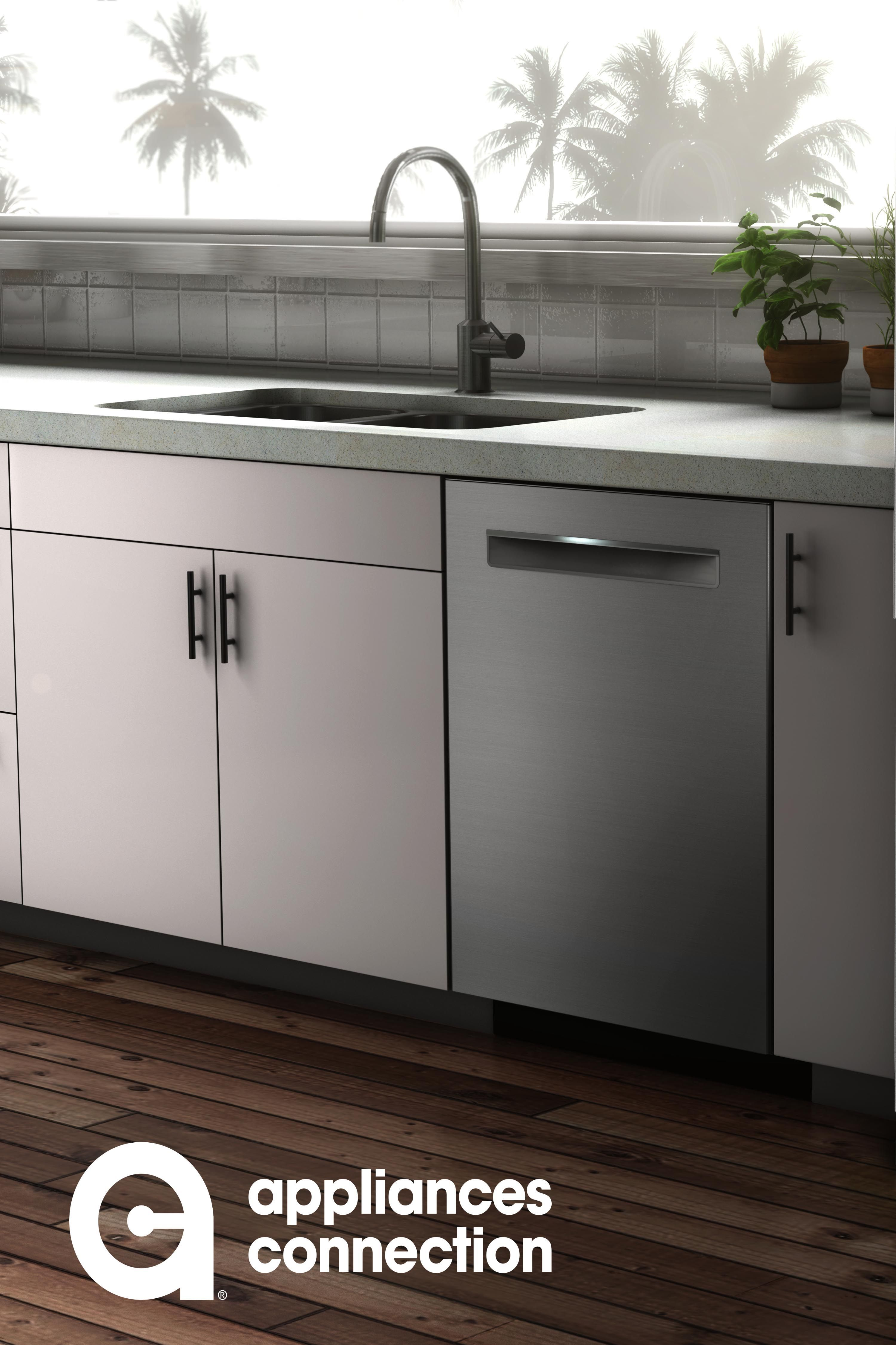 The 24 Built In Dishwasher From Bosch Will Be The Best Addition