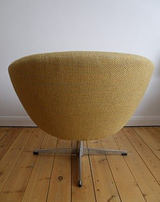 Back Side Antikmodern: The Shop: Overman Pod Chair