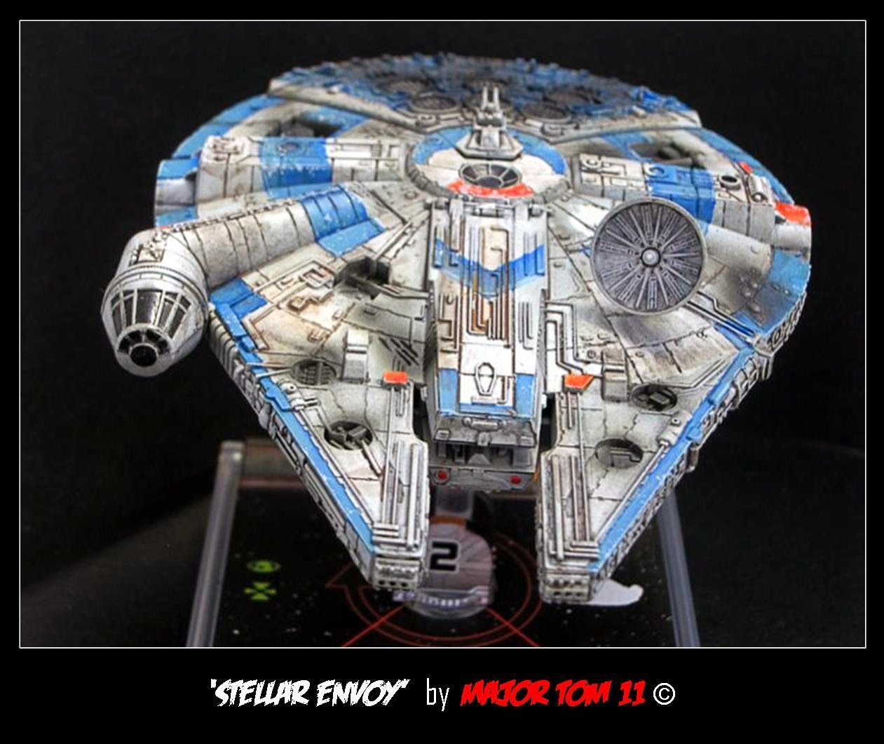Pin On X Wing Miniatures Repaints