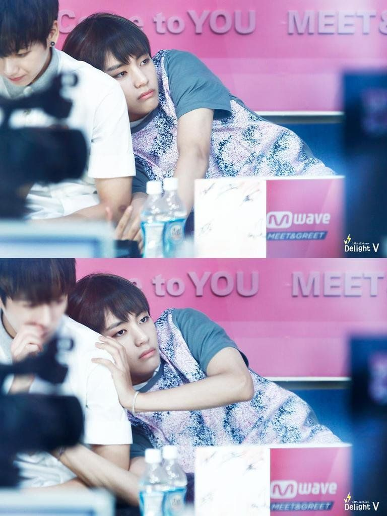 Image result for taehyung being clingy | 방탄소년단