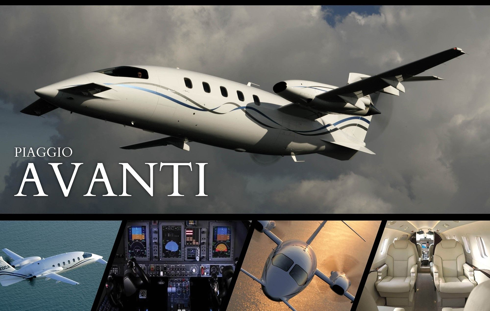 Hands Down the greatest turboprop in the world. With