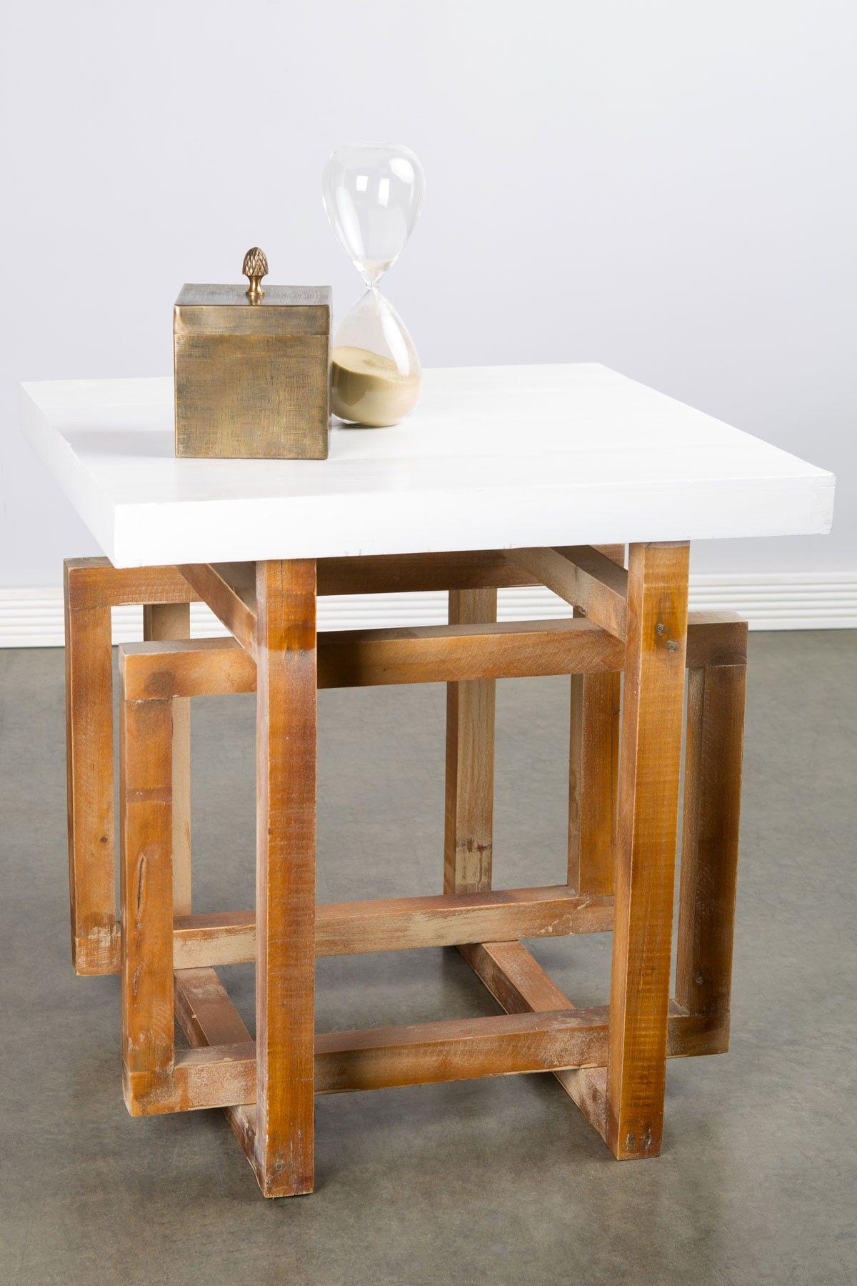 Merveilleux Tye Side Table On HauteLook