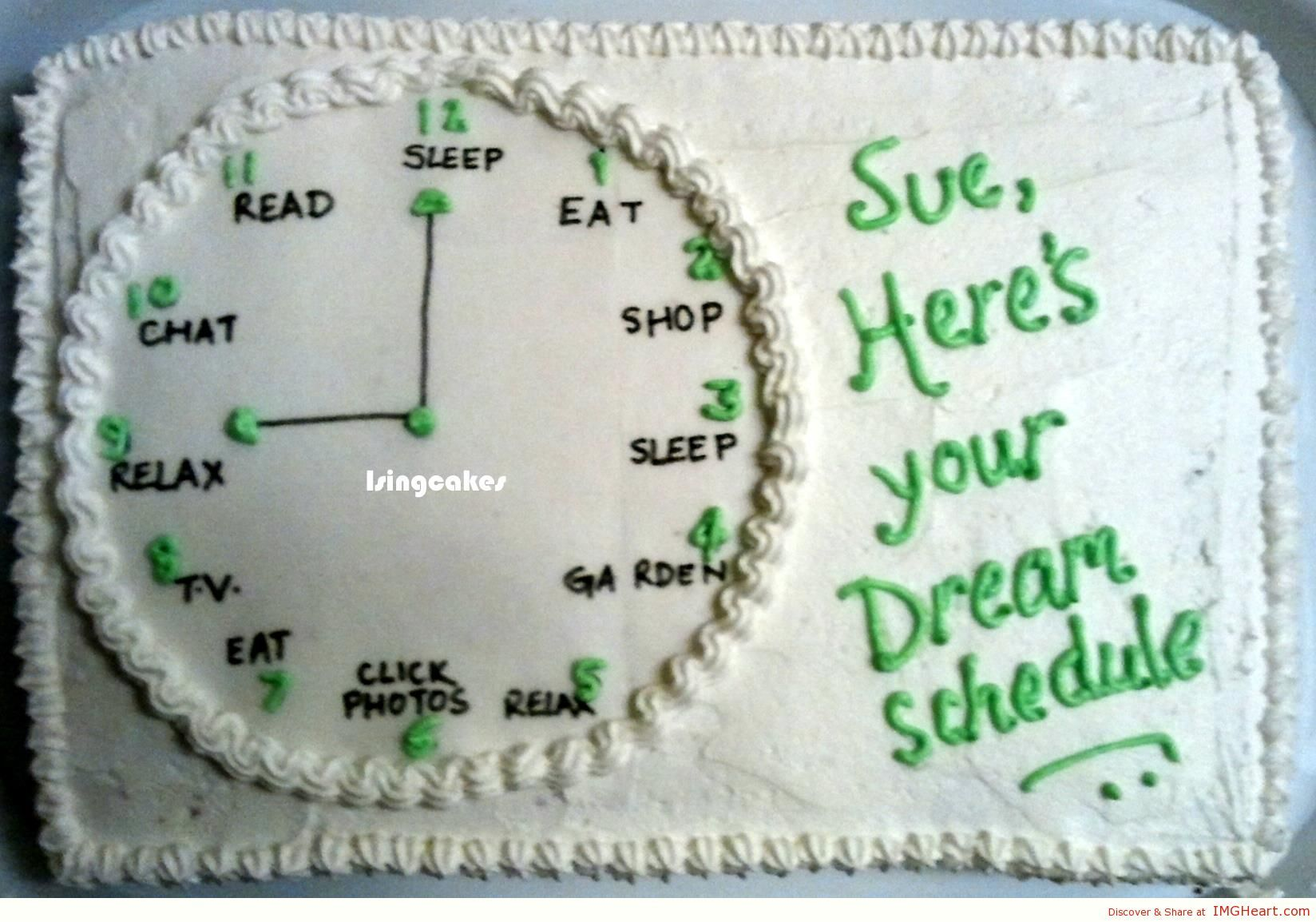 Funny Cake Sayings Ideas