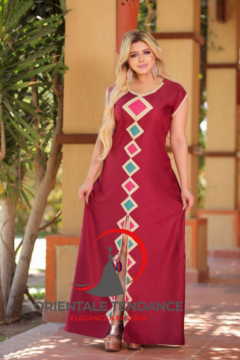Tres Belle Robes D Interieur Pas Cher In 2020 Muslim Fashion Dress Summer Fashion Outfits Ethiopian Clothing