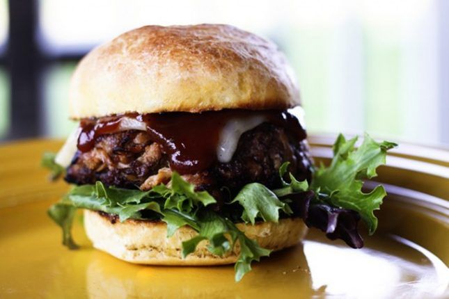 The Most Pinned Burger of All Time, Plus 15 More for Your 4th of July Party via Brit + Co