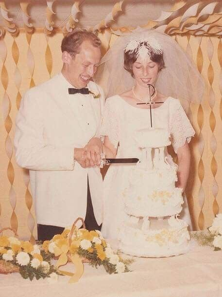 Cheers to this Golden Couple! Happy 50th anniversary!! | Dr Pol in